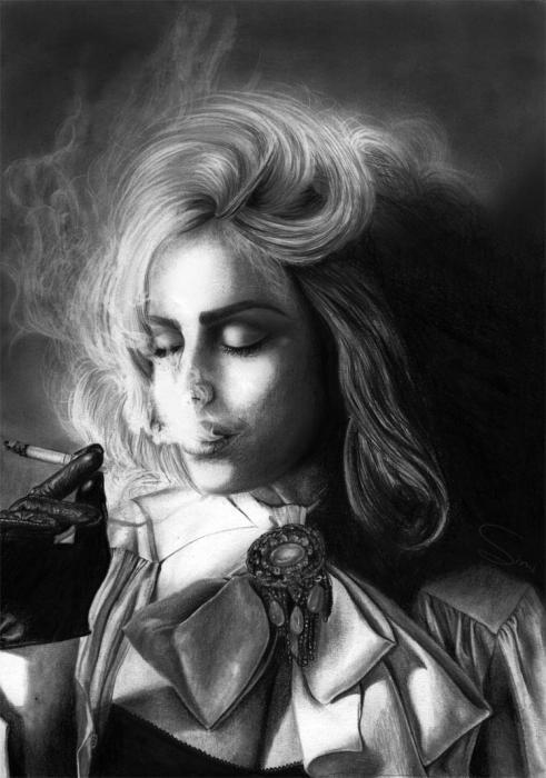 Madonna by Hillcza